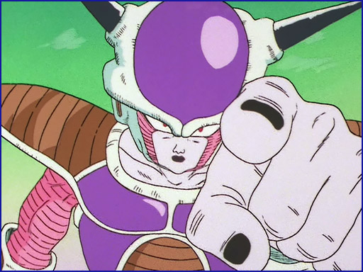Freeza Pointing (DBZ episode 054)